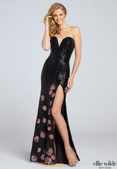 La Maison Prom & Evening Prom 6 / Black Multi Ellie Wilde - EW117102