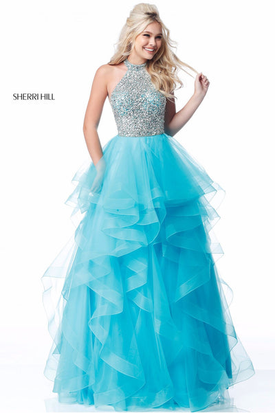 La Maison Prom & Evening 6 / Gunmetal Sherri Hill - 51762