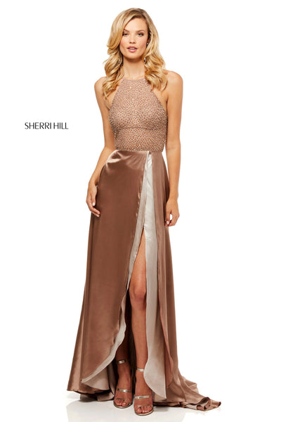 La Maison Prom & Evening 4 / Mocha Sherri Hill - 52570