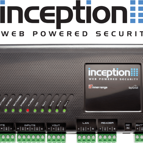 Inner Range Inception System – Info & User Guide