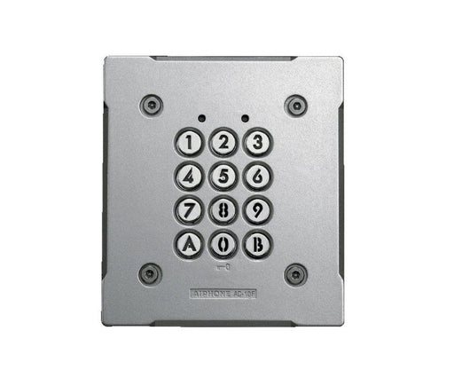 Aiphone AC Series Access Control Keypad, Flush Mount