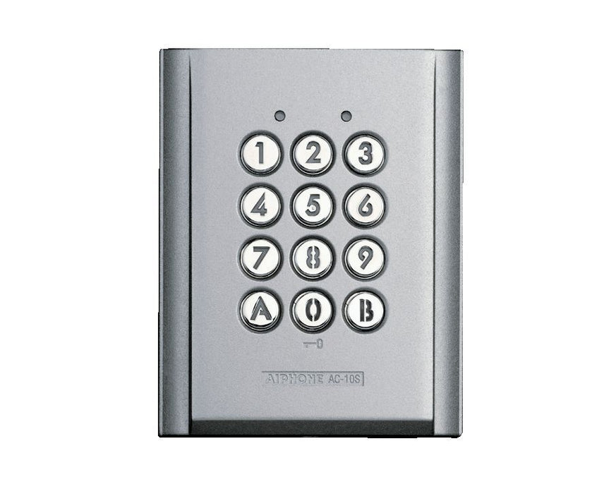 Aiphone AC Series Access Control Keypad, Surface Mount