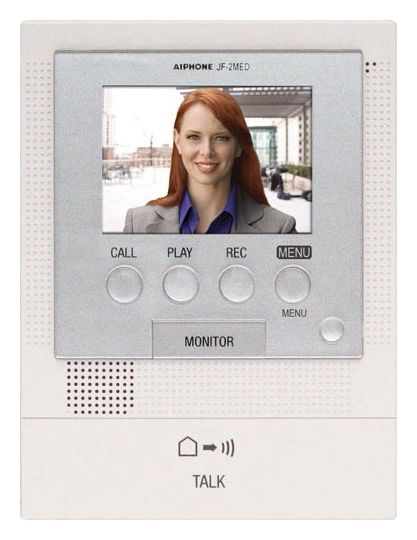 Aiphone JF Series Hands-free 2 x 3 Colour Video Master Station