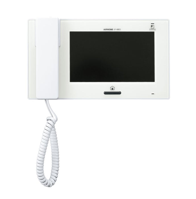 "Aiphone JP Series 7"" Touch Screen Intercom, Handset, Master Station"