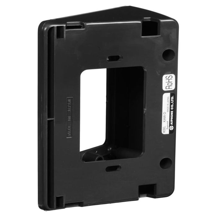 Aiphone KB Series 30 Degree Angle Box for 1-Gang Video Door Station, Plastic