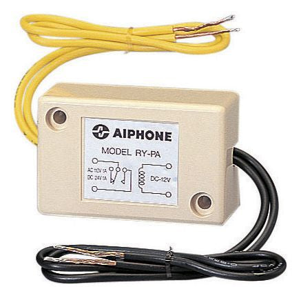Aiphone RY Door Release Relay, 12V DC, N/O