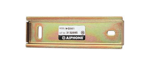 Aiphone DIN Rail Mounting Bracket for GT Control Units