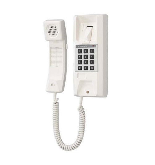 Aiphone YAZ Microprocessor Master Station, Handset, White