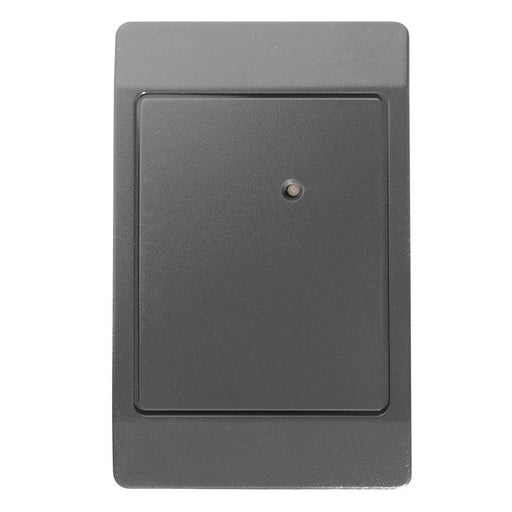 Thinline 125 kHz Wall Switch Proximity Reader (Wiegand Output), Grey