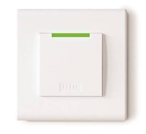 iClass SE Decor R95A Flush Mount Reader, White