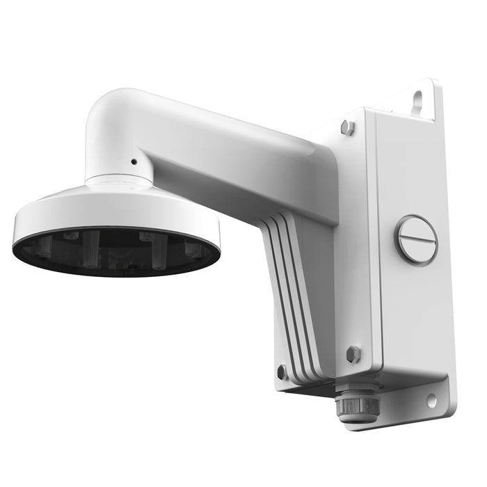 Hikvision Wall Mount Bracket with Integrated Junction Box to suit HIK-2CD41xx Series