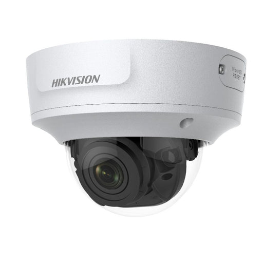 Hikvision 6MP Motorised VF Dome Camera Powered by Darkfighter, IR, IP67, 2.8-12