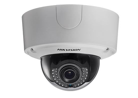 Hikvision 6MP Outdoor Dome Camera, 25fps, 2.8-12mm Zoom Lens, 40m IR