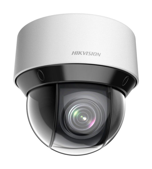 Hikvision 2MP Darkfighter IR PTZ Camera, 4x Optical Zoom, 120dB WDR, 50m IR, 8-32mm