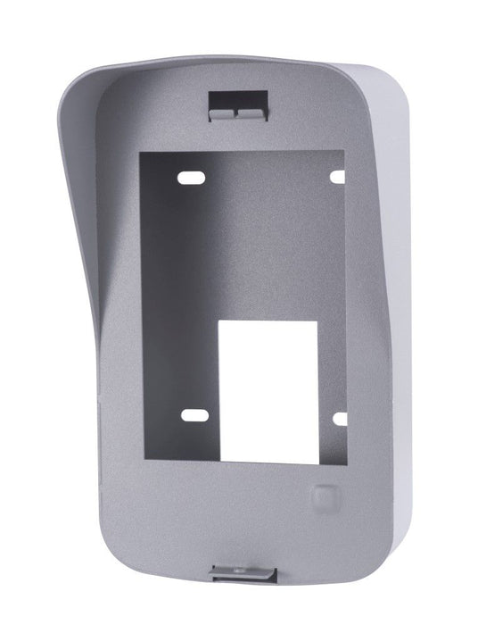 Hikvision Surface Mount Housing for HIK-KV8102-IP Door Station, Stainless Steel