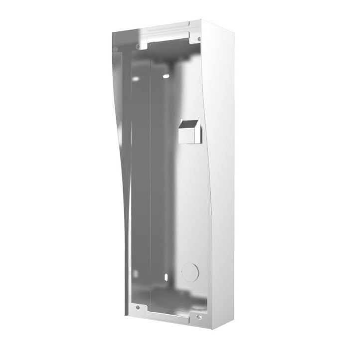 Hikvision Surface Mount Housing for HIK-KD3002-VM Door Station, Stainless Steel