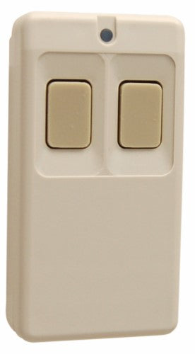Inovonics Double Button, Pendant Transmitter, Beige