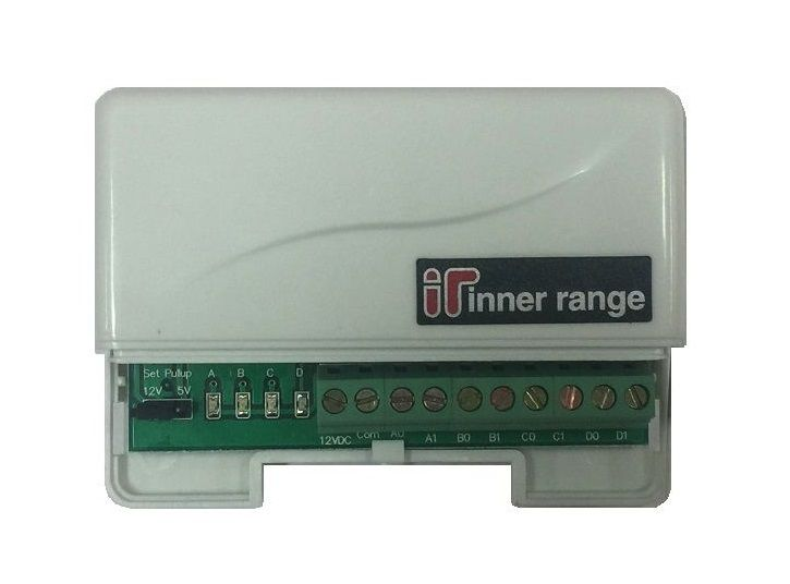 IR SIFER Wiegand Receiver for Indoor use