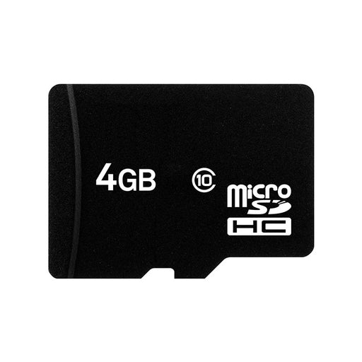 Storage Card - 4GB Class 10 Micro SDHC Card for Paradox TM Keypads