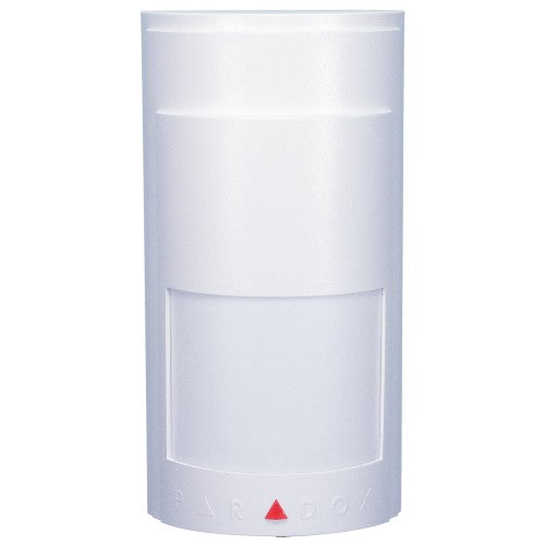 Paradox Wireless Analogue Single-Optic Motion Detector, 18kg Pet Immunity, 433MHz