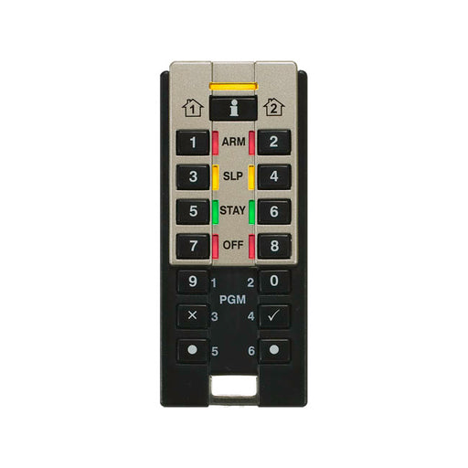 Paradox Wireless Remote / Code Pad, Two Way , Black, 433MHz