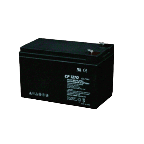 Security Alarm Battery - Sealed Lead Acid Battery 7.0Ah 12V