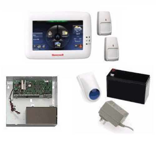 Honeywell Tuxedo Home Automation/Security package