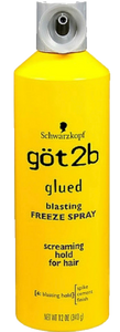 Got2b freeze spray