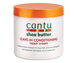 Cantu argan oil Leave-in conditioner repair cream