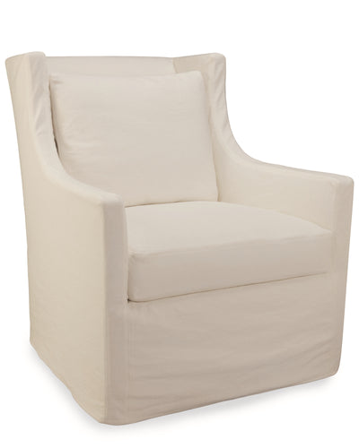 Jupiter Island Swivel Glide Chair