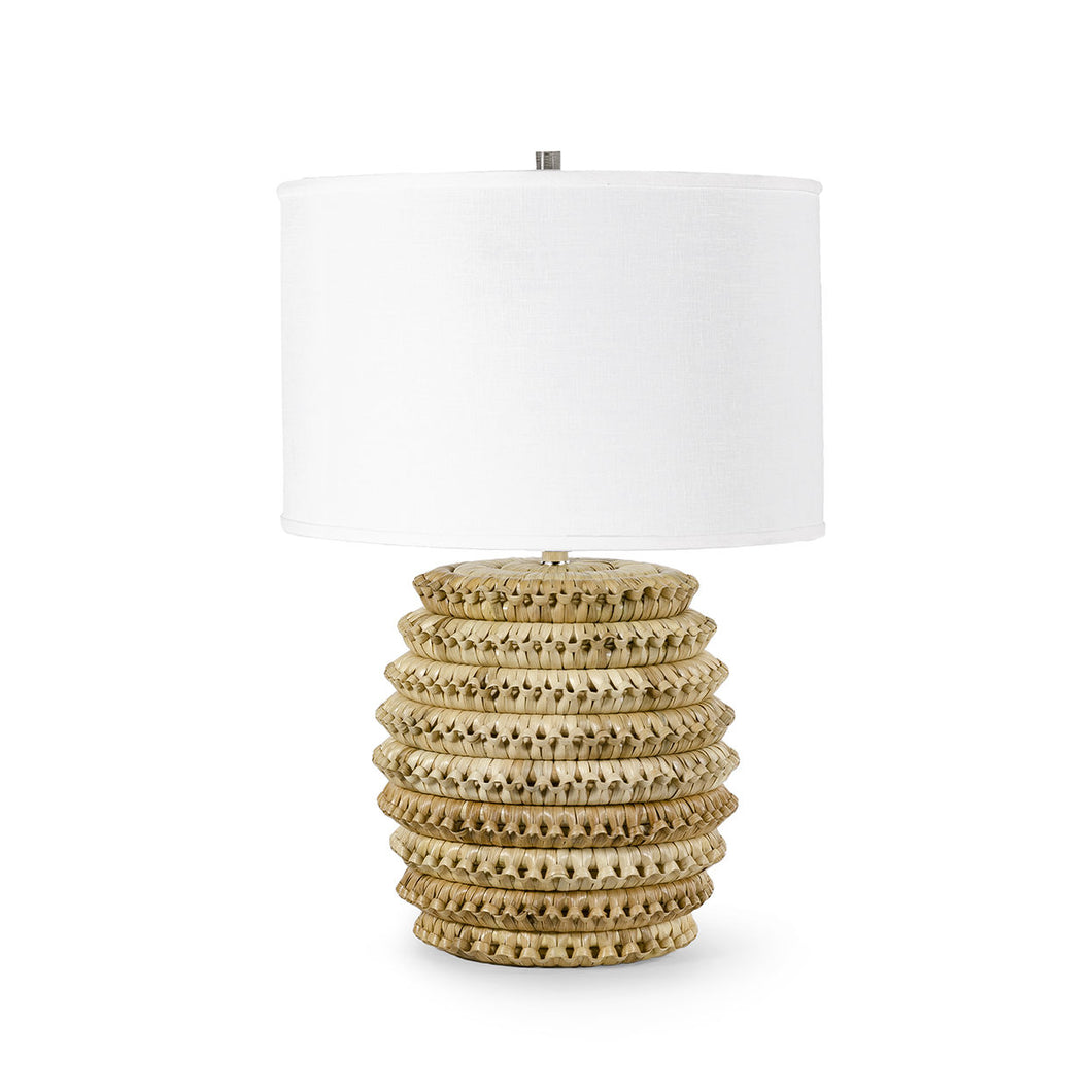 Kenis Braided Table Lamp