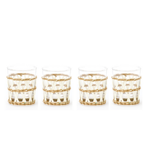 White Island Wrapped Tumbler-Set of 4