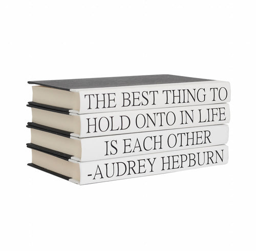 Audrey Hepburn - Quote Book Set