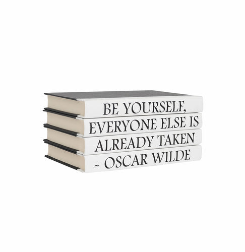 Oscar Wilde - Quote Book Set