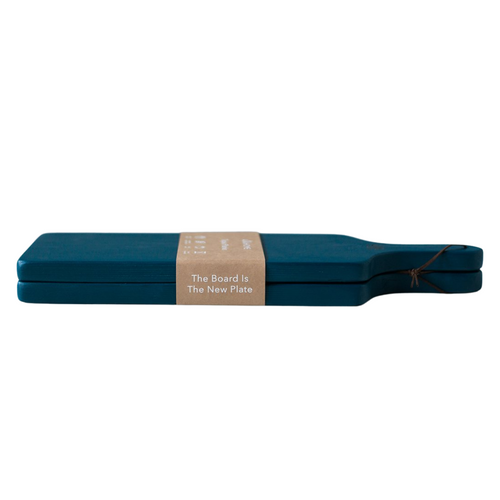 Navy Tapas Plank (Set of 2)