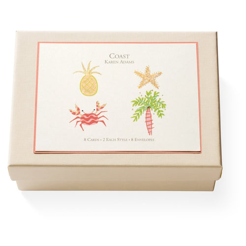Coast Boxed Note Cards