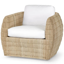 Load image into Gallery viewer, Palecek Ventura Swivel Lounge Chair