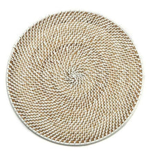 Load image into Gallery viewer, Calypso Rattan Placemat