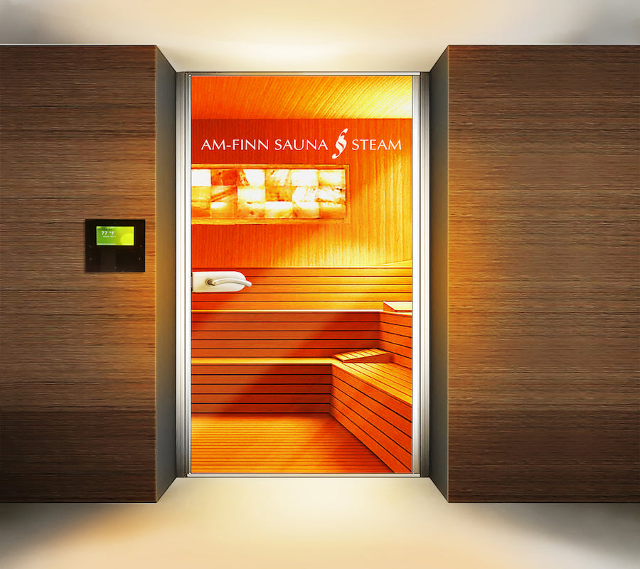 High Temperature Sauna & Steam Room Alarm