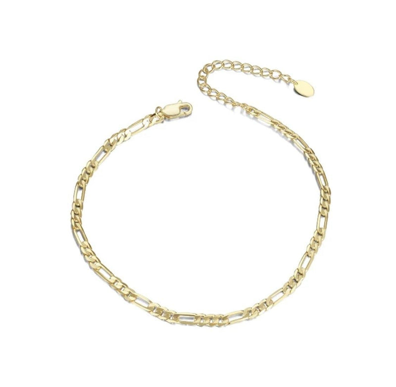 Classic Figaro Anklet