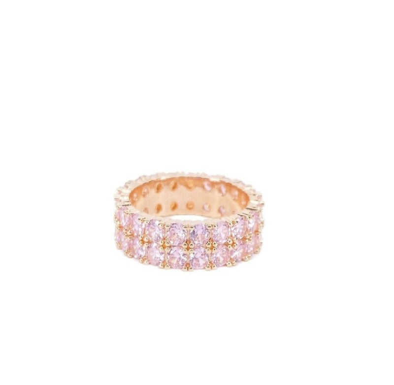 Barbie Double Eternity Band