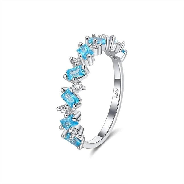 Blue Bliss Ring