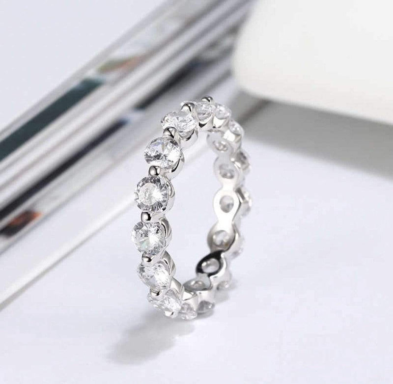 Icy Girl Ring