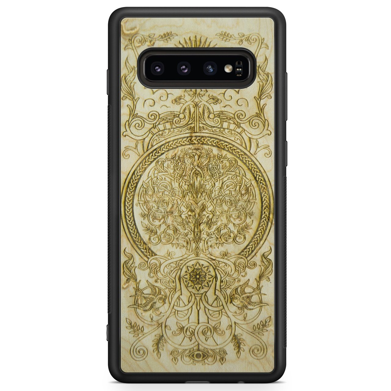 Black / Samsung Galaxy S10