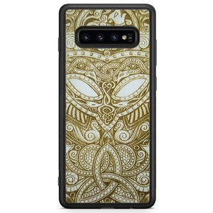Black / Samsung Galaxy S10 PLUS