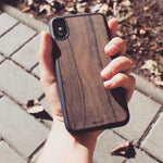 Load image into Gallery viewer, Eco-Friendly Phone Case - MMORE Cases - Ziricote Rare Wood Case