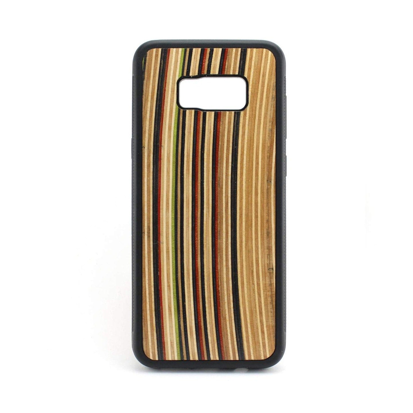 Red Concave Phone Case