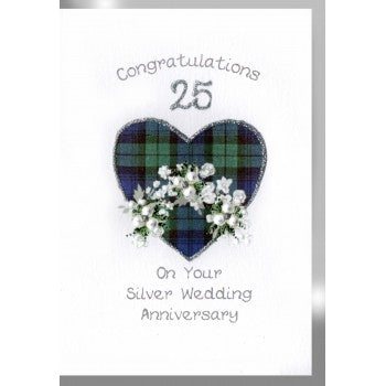 Wee Wishes - 25th Wedding Anniversary