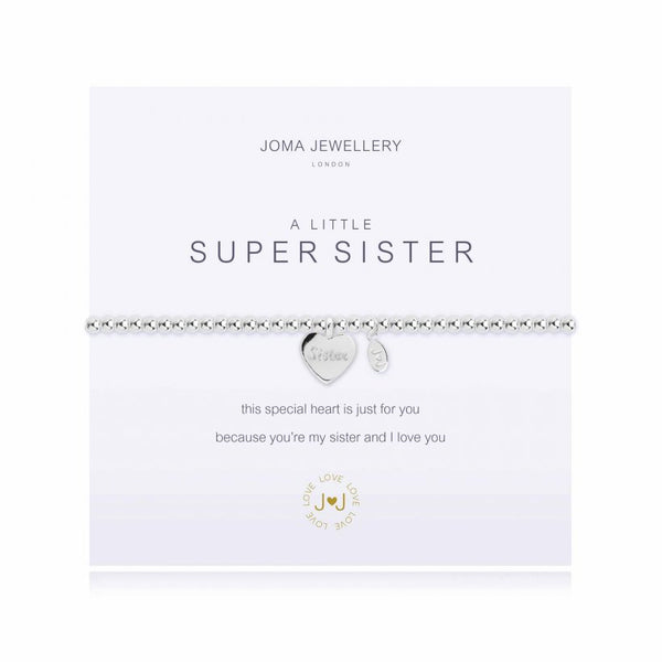 A Little Super Sister Bracelet