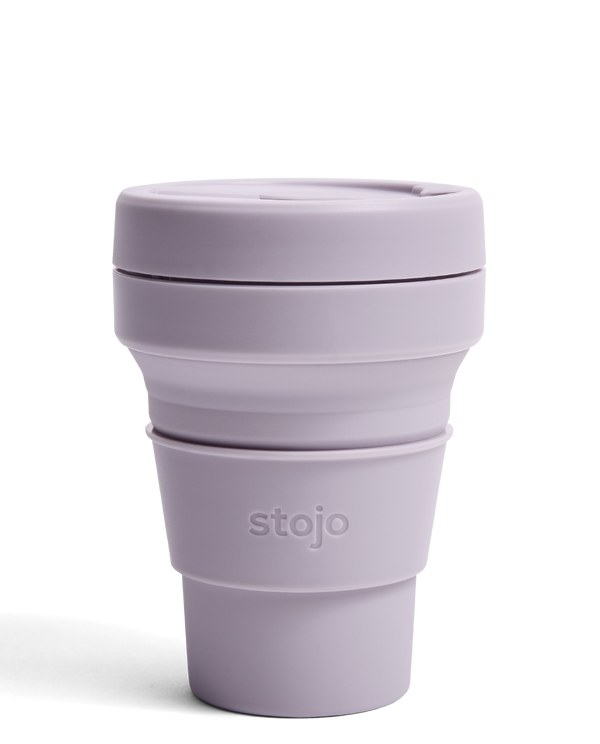 Collapsible Pocket Cup - Lilac 12oz